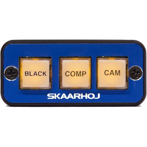 SKAARHOJ Micro BI16