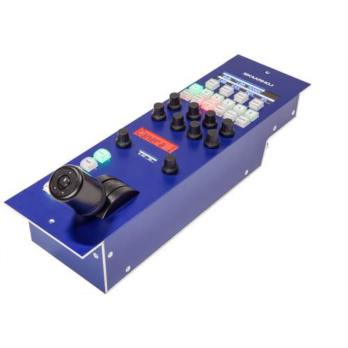 SKAARHOJ Remote Control Panel for CCU Control of Blackmagic URSA Mini & Studio Camera Series
