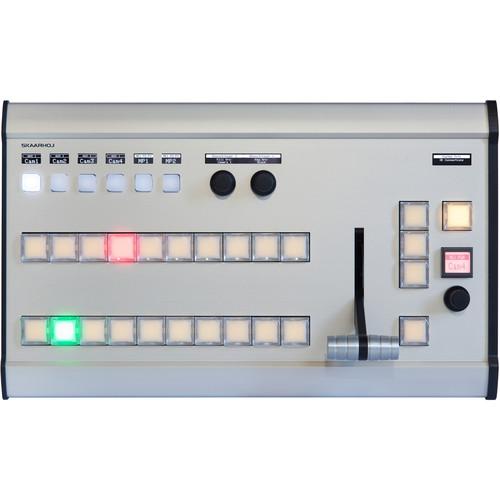 SKAARHOJ XC13 Master Modular Desktop Controller
