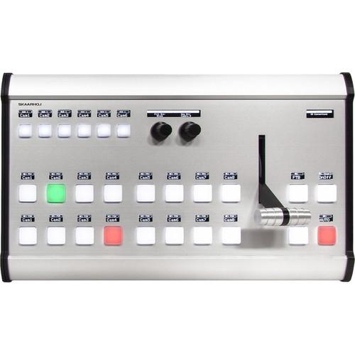 SKAARHOJ XC3 Master Modular Desktop Controller