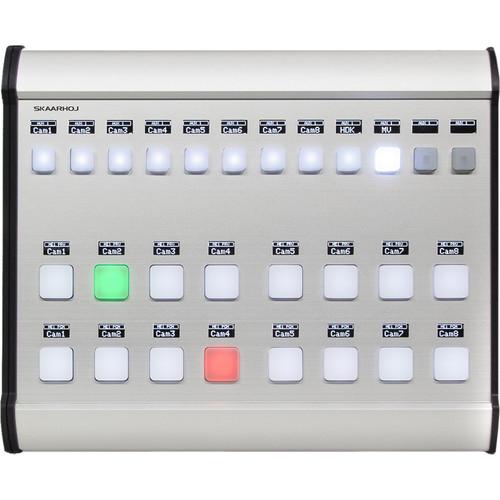 SKAARHOJ XC4 Master Modular Desktop Controller