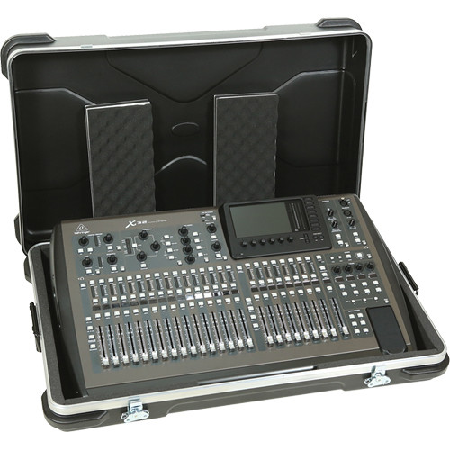 "SKB Mixer Safe 34 Universal Mixing Board Case for Behringer X32 Mixer & 36.5 x 21"" Non-Rackable Mixers"
