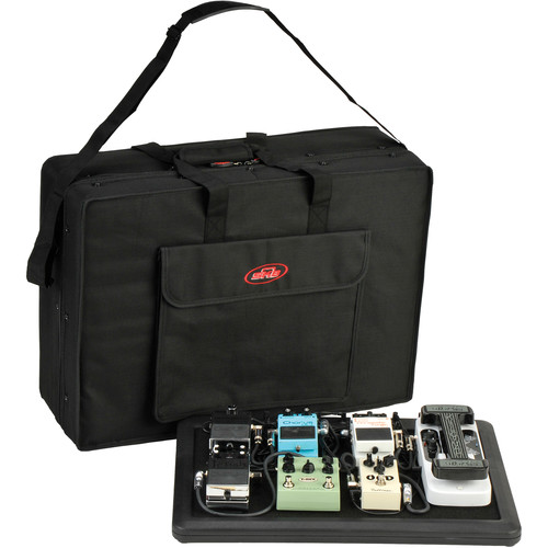 SKB PS-8PRO Powered Pedalboard