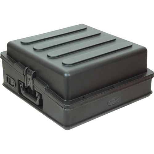 SKB 1SKB-R100 Roto-Molded 10 RU Top Mixer Rack