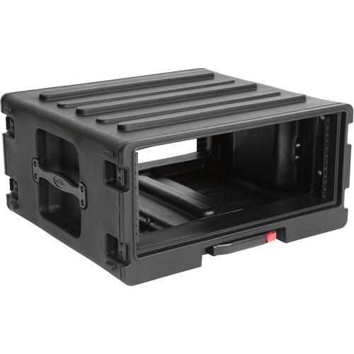 SKB 4U Roto Rolling Rack Case