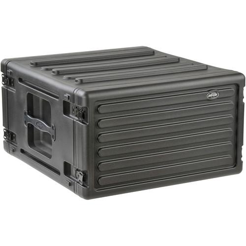 SKB 6U Roto Rack Rack Case