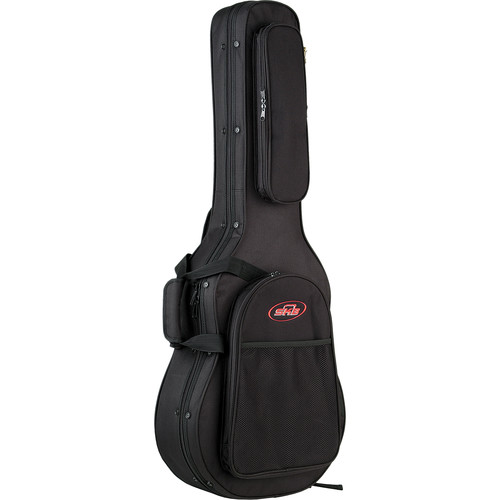 SKB Soft Case for Thin-Line Acoustic and Classical Guitar