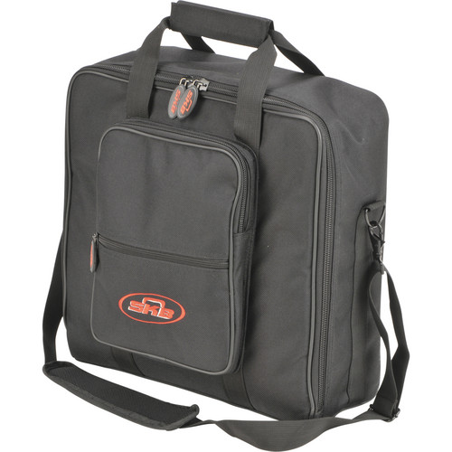 SKB 1SKB-UB1515 Universal Equipment / Mixer Bag (Black)
