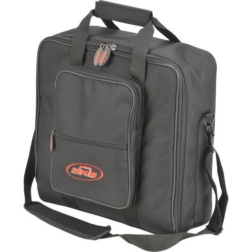 SKB 1SKB-UB1515 Universal Equipment / Mixer Bag (Black)