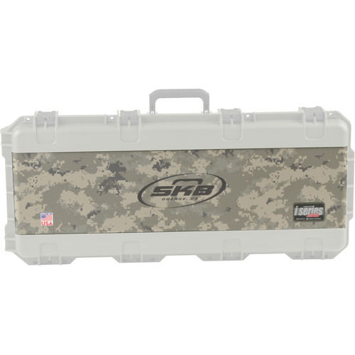 SKB Lost Camo Vinyl Wrap with Mathew Logo for All iSeries 3614 Cases