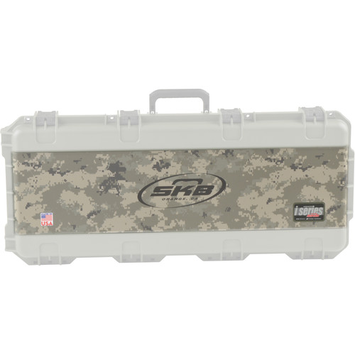 SKB Military Digital Camo Vinyl Wrap with SKB Logo for All iSeries 3614 Cases (OD Green)
