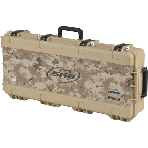 SKB Military Digital Camo Vinyl Wrap with SKB Logo for All iSeries 3614 Cases (Desert Tan)
