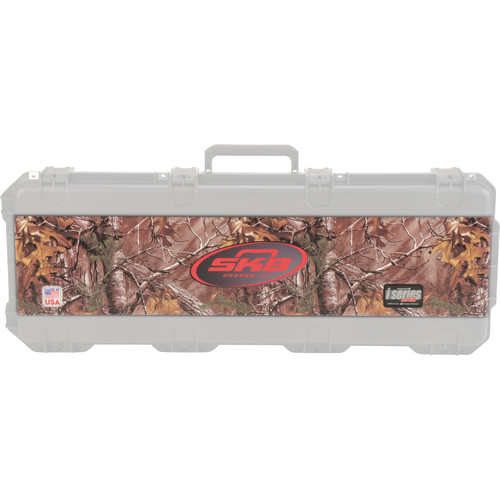 SKB Realtree Camo Vinyl Wrap with SKB Logo for All iSeries 4212 Cases