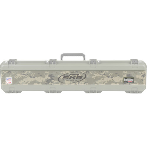 SKB Military Digital Camo Vinyl Wrap with SKB Logo for All iSeries 4909 Cases (OD Green)