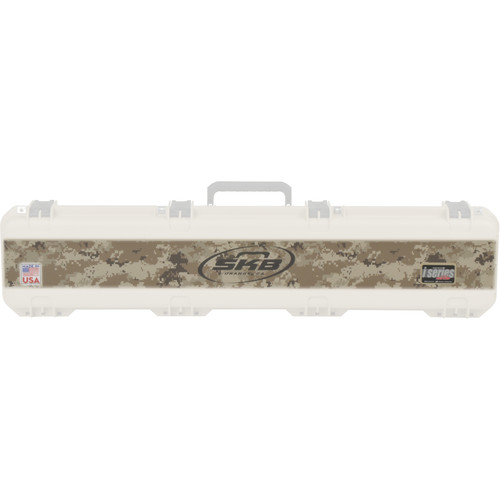 SKB Military Digital Camo Vinyl Wrap with SKB Logo for All iSeries 4909 Cases (Desert Tan)