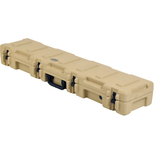 SKB R Series 4909-5 Waterproof Weapons Case (Tan)
