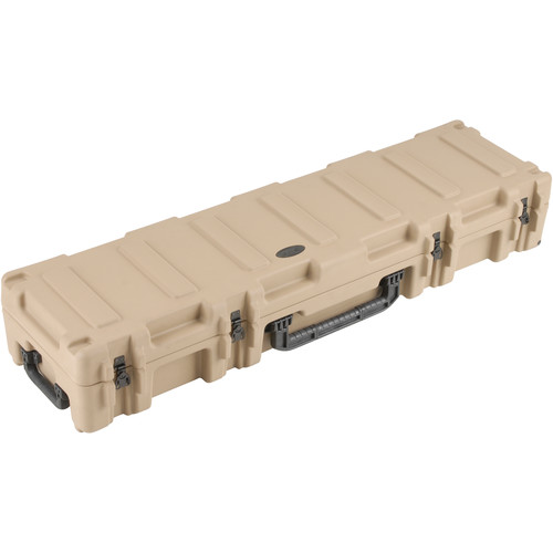 SKB R Series 5212-7 Waterproof Weapons Case (Tan)