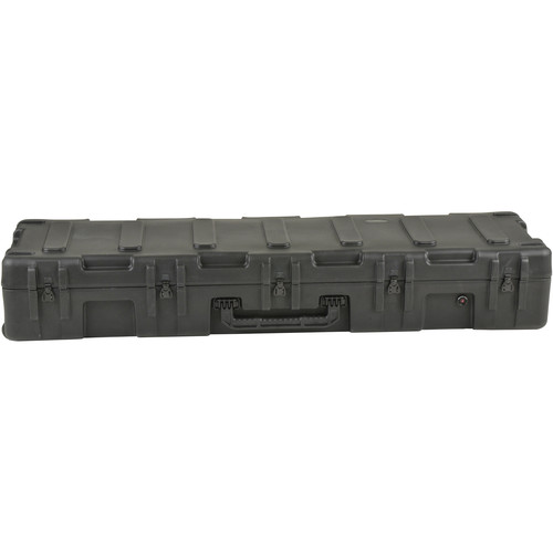 SKB R Series 6416-8 Long Rifle / .50 Cal Case (Black, Wheeled)