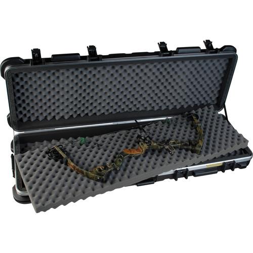 "SKB ATA 50"" Double Bow and Quad Rifle Case"