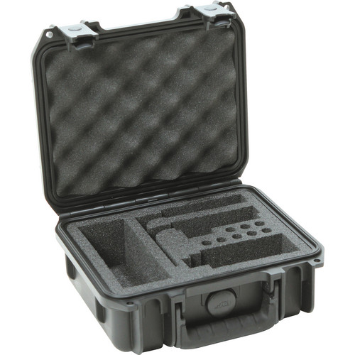 SKB iSeries Mil-Standard Injection-Molded Waterproof Shure FP Wireless Microphone Case