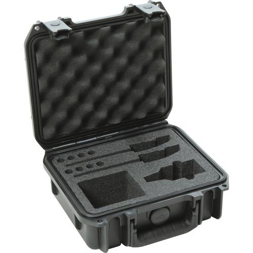 SKB iSeries Military Standard Waterproof Sennheiser EW Wireless Mic System Case