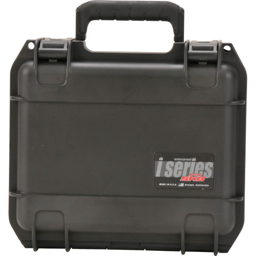 SKB Mil-Std. Waterproof Neumann KM-180 Series Mic Case