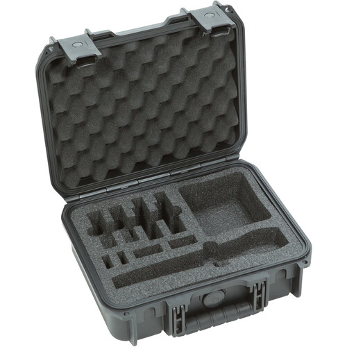SKB iSeries 3I-1209-4-BH2 Waterproof Case for Sennheiser AVX Wireless Mic Systems