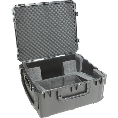 SKB iSeries Waterproof Case for Yamaha TF3 Mixer (with Foam)