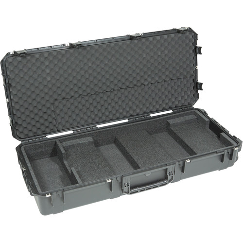 SKB iSeries Injection-Molded Waterproof Case for Mackie Axis DC16 Controller