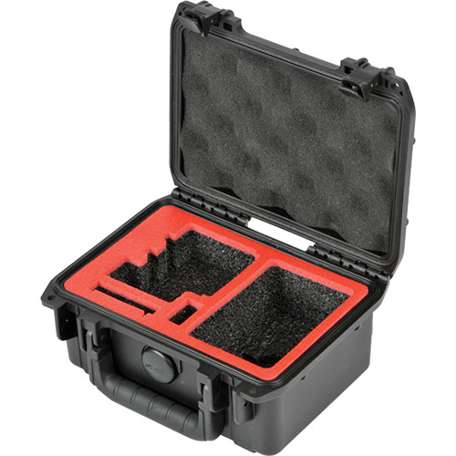 SKB iSeries 0705-3 Waterproof Single GoPro Case
