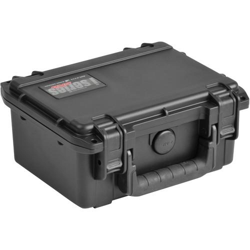 SKB iSeries 0806-3 Waterproof Utility Case (Empty, Black)