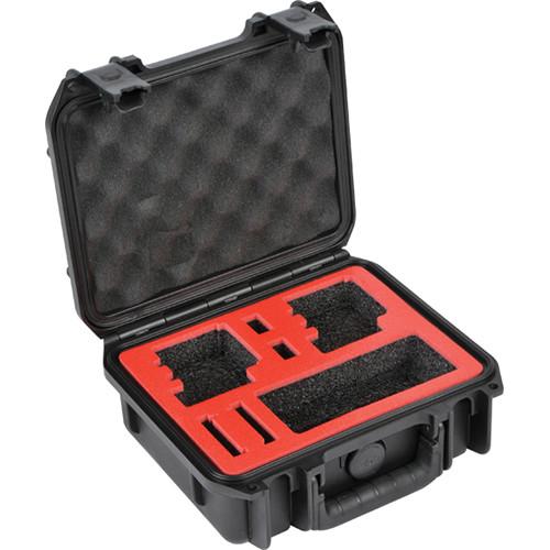 SKB iSeries 0907-4 Waterproof Double GoPro Case