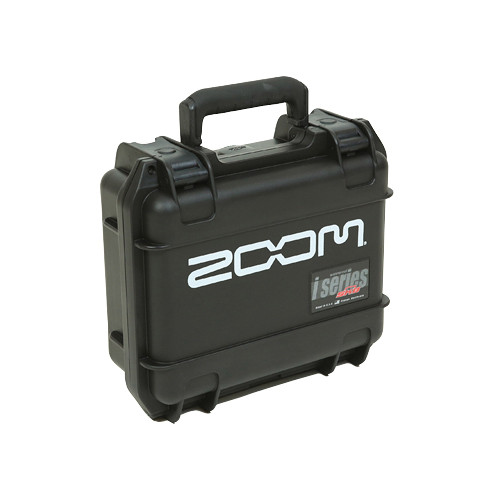 SKB iSeries Waterproof Case for Zoom H6 Recorder