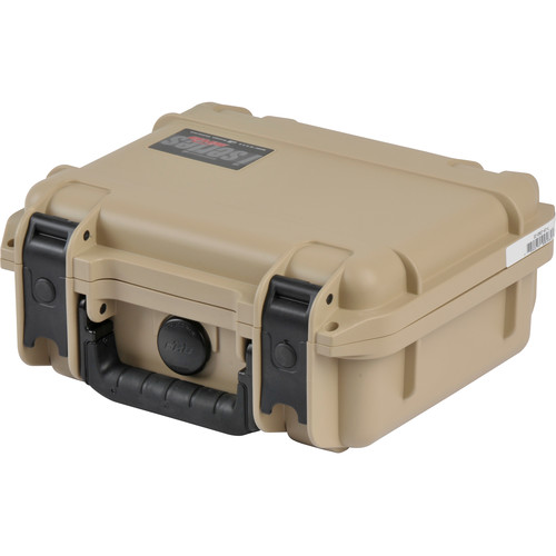 SKB iSeries Waterproof Utility Case (Desert Tan)