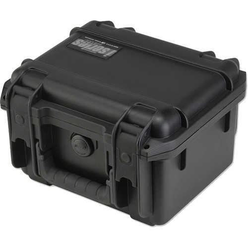 "SKB Small Military Standard Waterproof Case 6"" Deep with Double Gray Dividers"