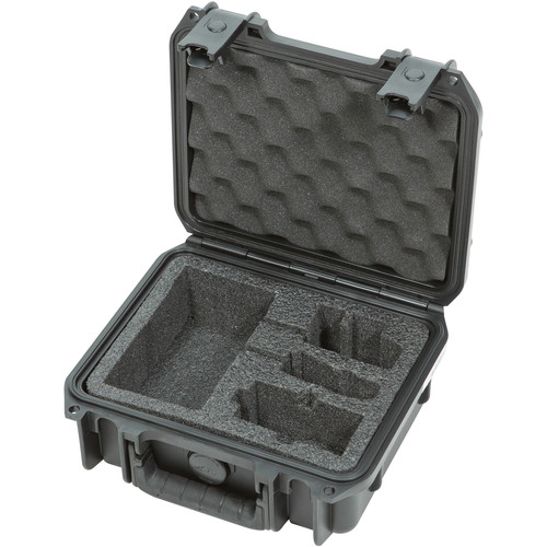 SKB iSeries Waterproof Sennheiser EW, Sony UWP, and Senal Wireless Mic System Case