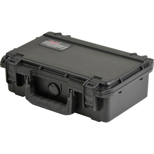 SKB iSeries 1006-3 Waterproof Utility Case (with Foam, Black)