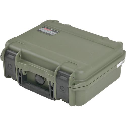 SKB iSeries Mil-Spec Pistol Case (Olive Drab Green)