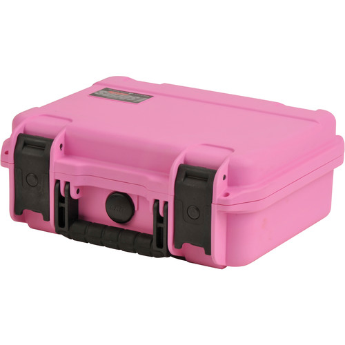 SKB iSeries Mil-Spec Pistol Case (Pink)