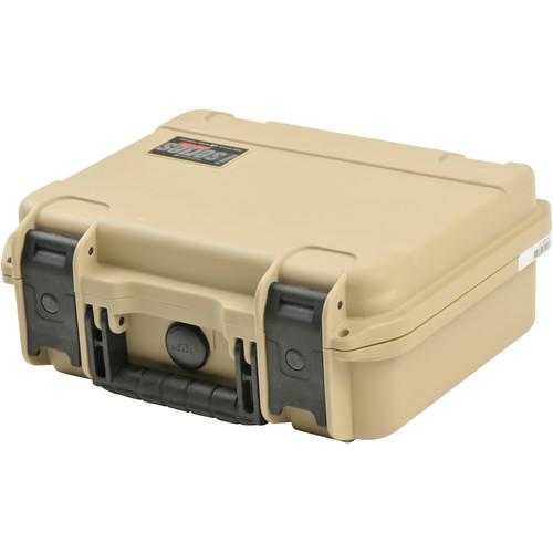 SKB iSeries Mil-Spec Pistol Case (Desert Tan)