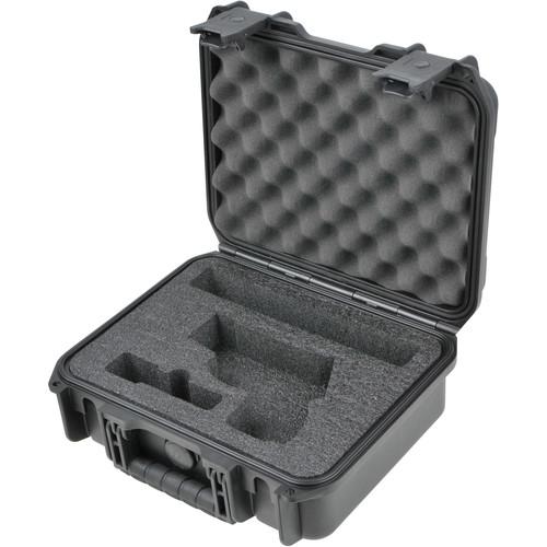 SKB iSeries Custom Single Pistol Case (Black)