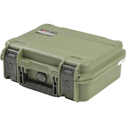 SKB iSeries Custom Single Pistol Case (Olive Drab Green)