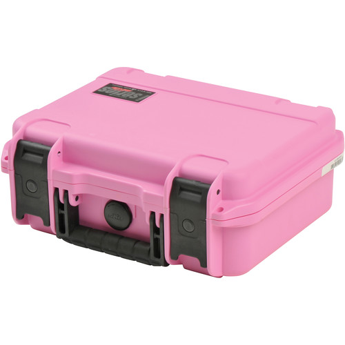 SKB iSeries Custom Single Pistol Case (Pink)