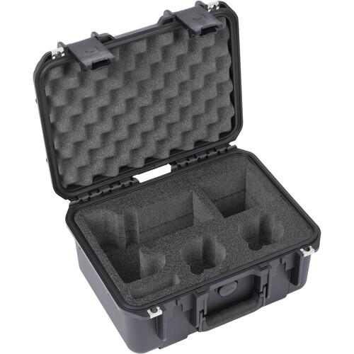 SKB iSeries Waterproof Case for Blackmagic Pocket Cinema Camera 6K/4K