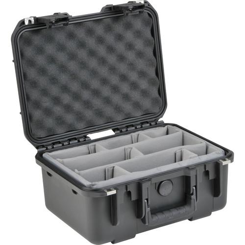 "SKB Mil-Standard Watertight Case 6"" Deep (Padded Dividers)"