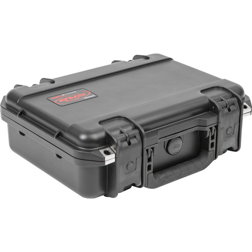 SKB iSeries 1510-4 Case with Think Tank Photo Dividers & Lid Organizer (Black)