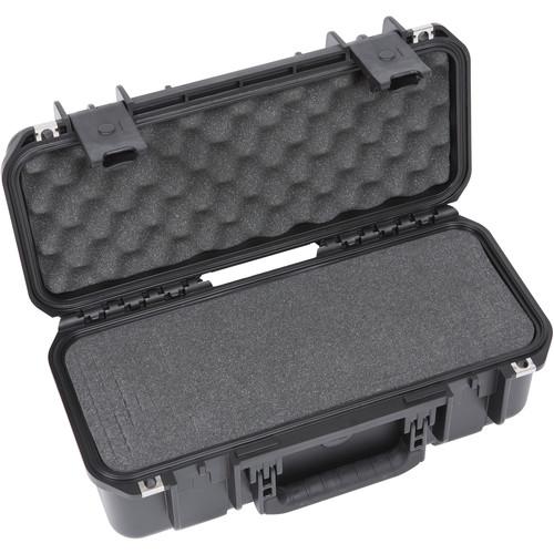 SKB iSeries 1706-6 Waterproof Utility Case with Cubed Foam (Black)
