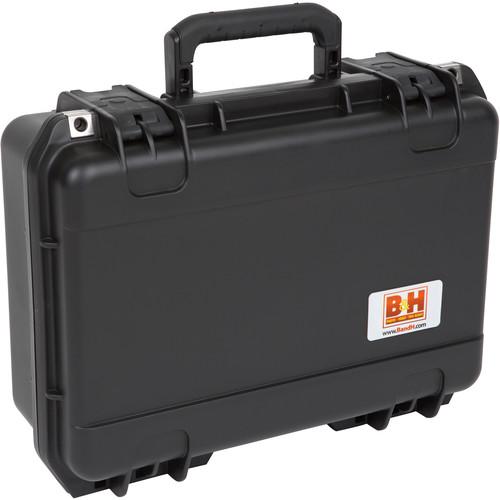 SKB Mil-Std Waterproof Case with Custom Interior for Shure BLX/SLX/ULX/QLX/ULX-D/GLX-D Advanced (Black, Limited Edition)