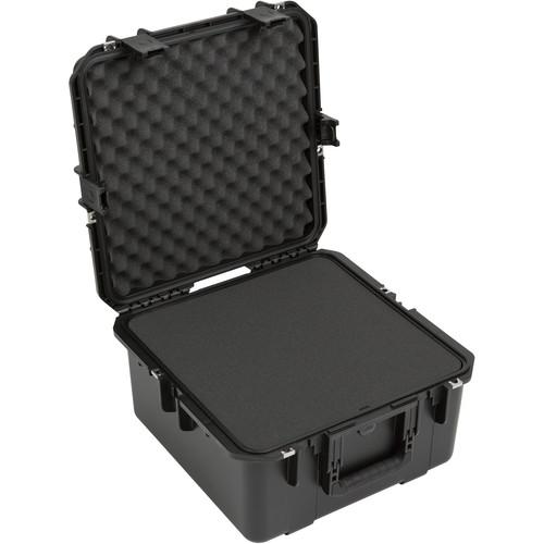 SKB iSeries 1717-10 Waterproof Utility Case with Cubed Foam (Black)