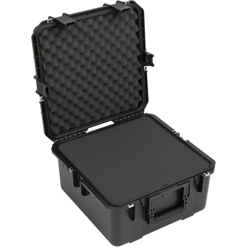 SKB iSeries 1717-10 Waterproof Utility Case with Cubed Foam (Black)